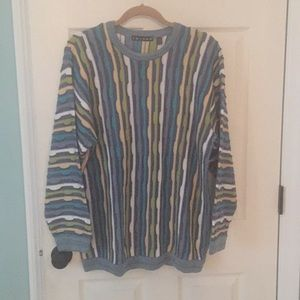 Gorgeous men's vintage tundra sweater